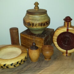 Hand Turned Items for the home